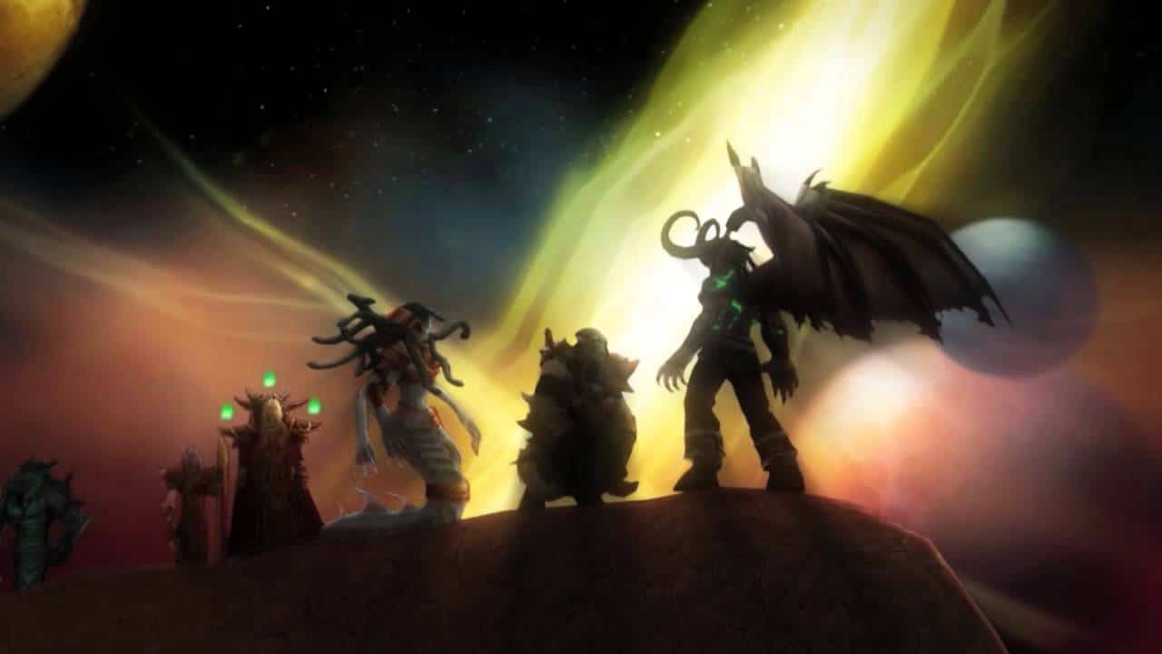 World Of Warcraft New Expansion To Be Announced At Gamescom
