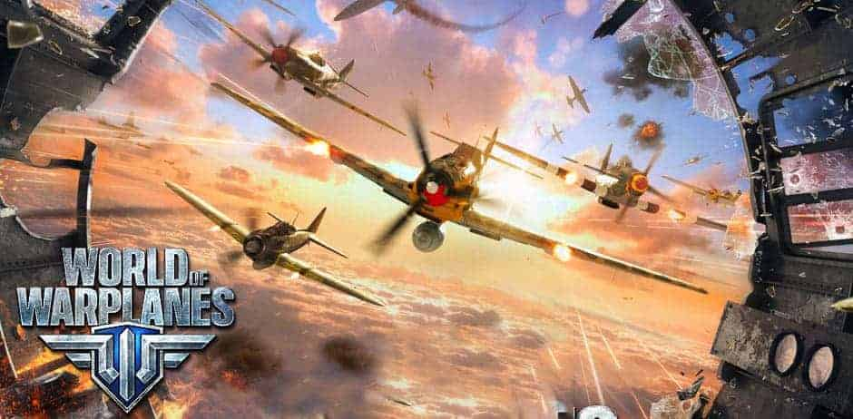 World of Warplanes 1.4 Update Arrives