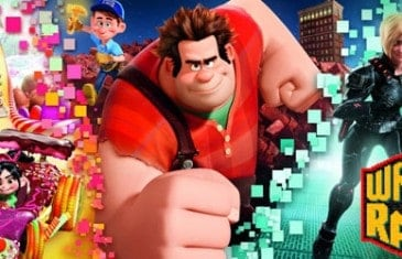 Wreck-it Ralph Opens Today