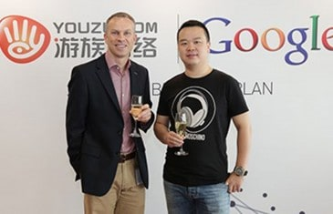 Youzu Interactive and Google Develop Overseas Market Together